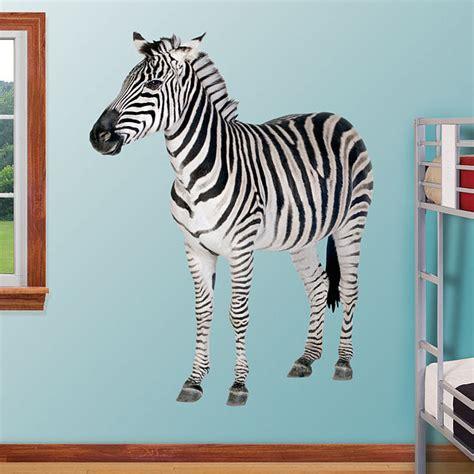 zebra stickers for walls zebra wall decals roselawnlutheran