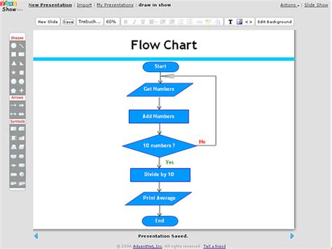 how to make flowcharts draw flowchart design by naveen flickr