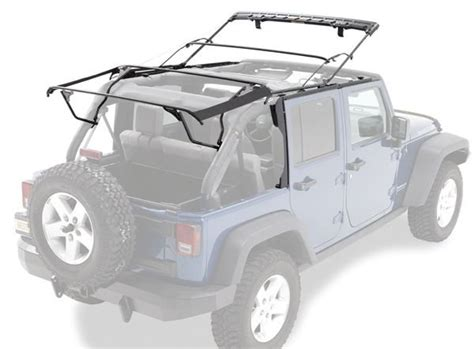 Different Jeep Tops Bestop 174 55001 01 Factory Style Bow Kit For 10 17 Jeep