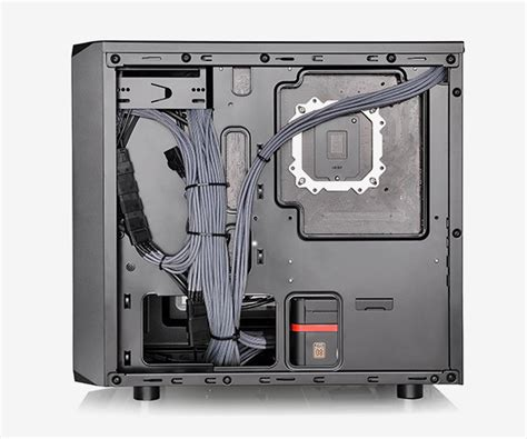 gabinete versa h15 thermaltake australia versa h15 with 450w power supply
