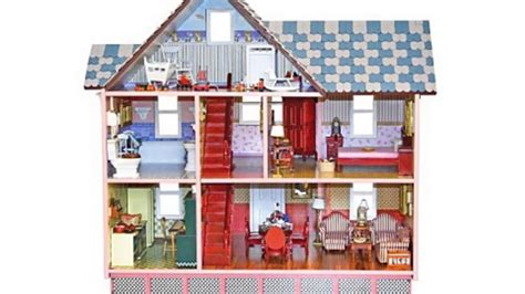 melissa and doug victorian doll house melissa and doug classic heirloom victorian doll house
