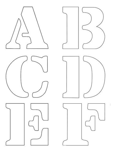 printable paper letter stencils 301 moved permanently