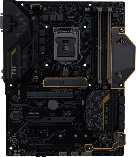 Motherboard Asus Tuf Z270 2 tuf z270 2 motherboards asus usa