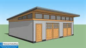 Contemporary Craftsman House Canadian Outbuilding Shed Cabin Prefab Laneway Library