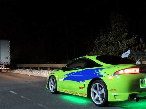fast and furious eclipse for sale 1999 mitsubishi eclipse fast and furious clone replica