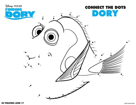 Finding Dory Coloring Pages And Activity Sheets Crazy Adventures In Parenting Coloring Activity Sheets