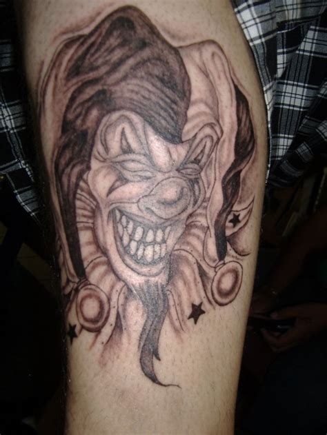 faces tattoos designs best 25 jester ideas on clown