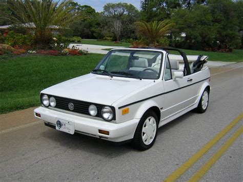 volkswagen rabbit convertible 1991 volkswagen cabriolet 2 dr std convertible i do list