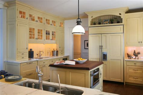 butter yellow kitchen cabinets my head space a rainbow of kitchens