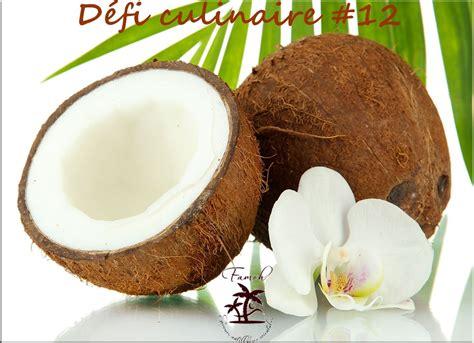 Coco De bouch 233 es 224 la noix de coco oh la gourmande