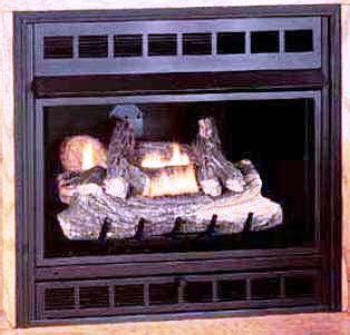 comfort glow ventfree fireplaces westerly series fireplace