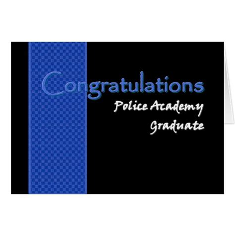 Academy Com Gift Card - police academy graduation gifts t shirts art posters other gift ideas zazzle