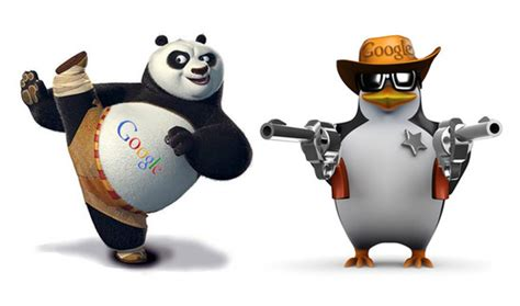 Pinguin Panda penguins pandas oh my seo for the rest of 2013