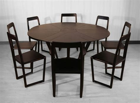 Modular Dining Table And Chairs Modular Dining Table And Chairs Modular Rosewood Dining Table And 4 Chair Set At 1stdibs