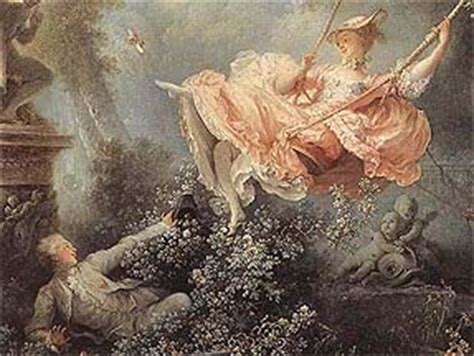 happy accidents of the swing fragonard s the swing
