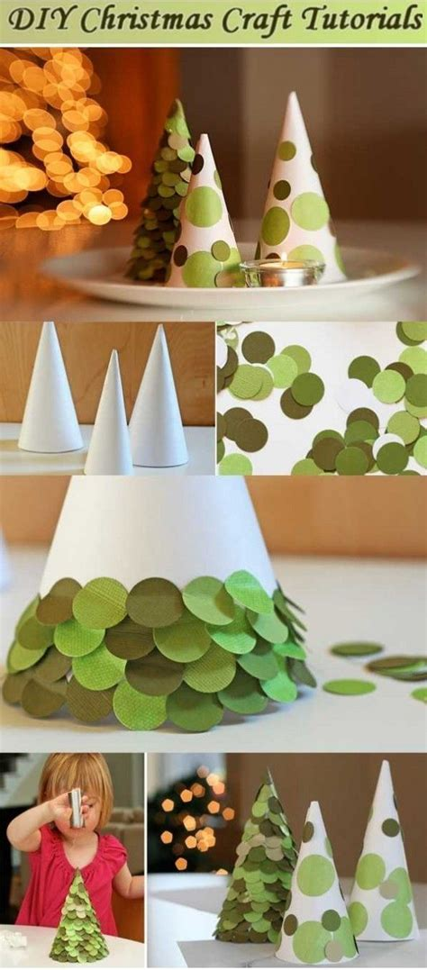 diy craft christmas tree pictures photos and images for