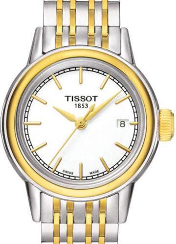 Tissot T085 210 11 011 00 Swiss Made Original tissot classic wrist watches t classic carson 2 tone t085 210 22 011 00