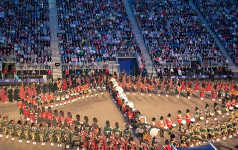 edinburgh tattoo lost tickets have the experience of a lifetime at the royal edinburgh