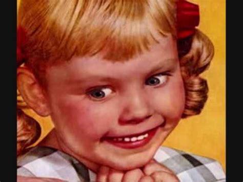 Creepy Girl Meme - creepy commercial girl youtube