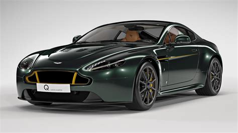 aston martin custom aston martin cambridge creates custom v12 vantage to honor