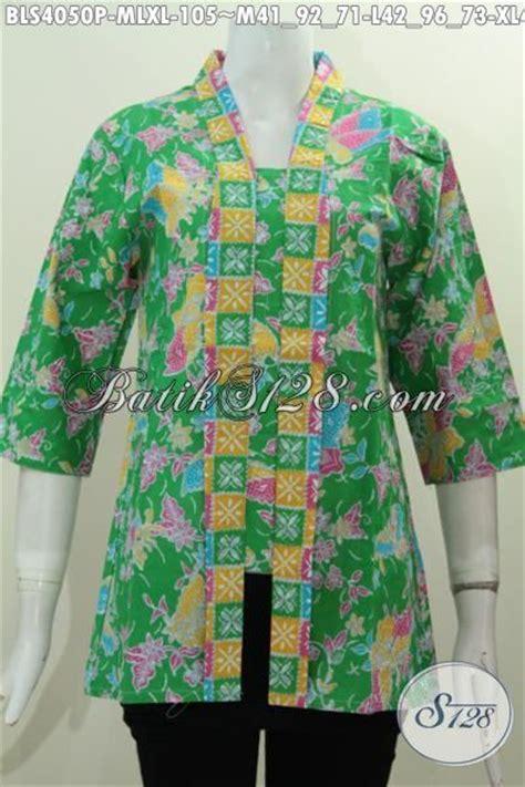 desain baju batik hijau baju batik blus bagus desain istimewa kutu baru pakaian