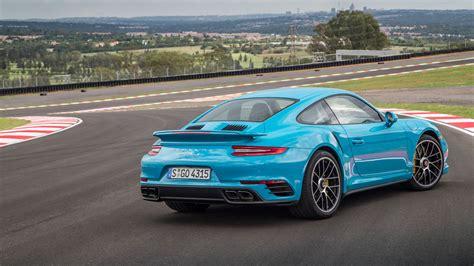 porsche 911 turbo s 2016 review by car magazine