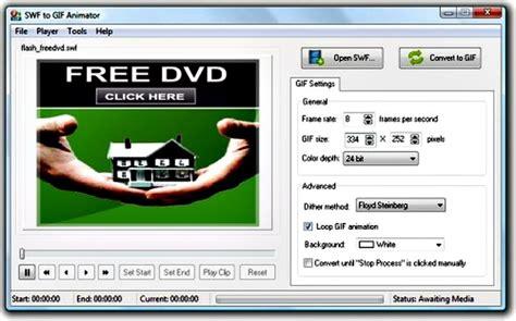 software gratuito swf to gif animator convierte animaciones swf a gifs animados con este software gratuito soft