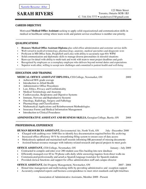 Exles Of Objectives In A Resume by Doc 638825 Top Resume Objective Statements Bizdoska