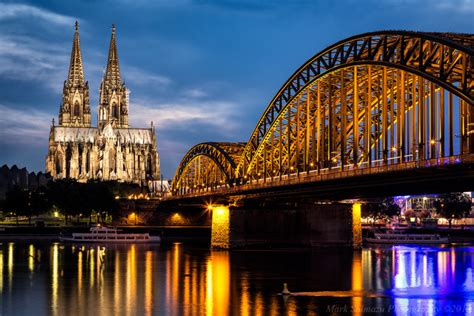 cologne germany cologne cathedral and hohenzollern bridge shimazu