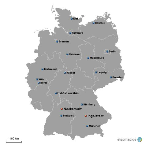 Produktionsstandorte Audi by Audi Werke Deutschland Standorte Automobil Bau Auto