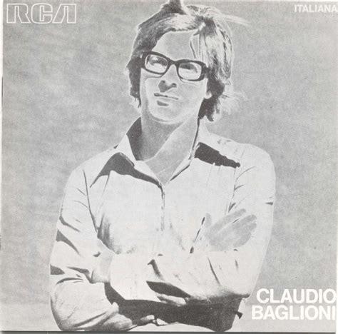 claudio baglioni testi album claudio baglioni claudio baglioni