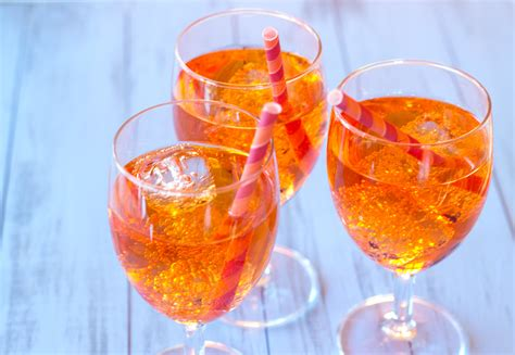 Bench Love Aperol Spritz Cocktail Recipe By A French Quot Cuisine Quot