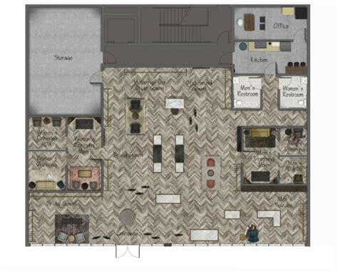wedding shop layout bridal shops floor plans and bridal on pinterest