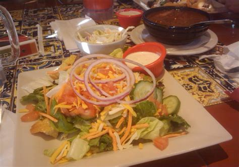 applebee s house salad in search of the perfect side salad chili s that hobbit lady