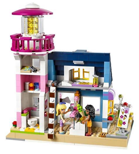 Lego Friends Heartlake Lighthouse 41094 friends bricks lego friends sets january 2015