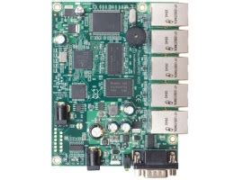 Router Mikrotik Rb1100 routerboard rb750 rj network