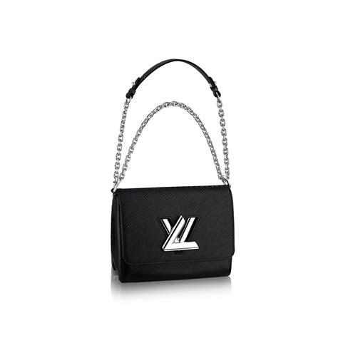 Tas Lv Twist Monogram Army twist pm epi leather handbags louis vuitton