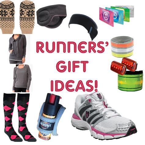 runners christmas list chic runner