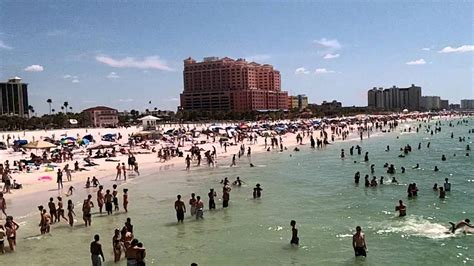 am i to at sixty to a beachy look hairstyle view from pier 60 clearwater beach youtube