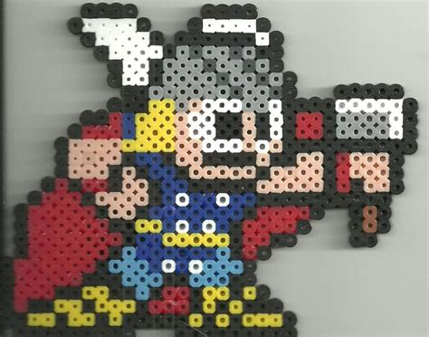 thor hama 17 best images about thor and loki perler on