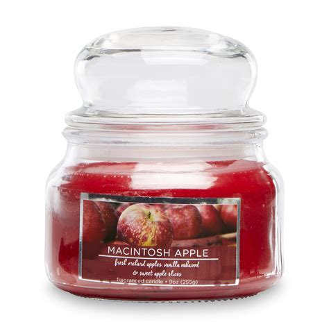apple scents apple scented candle kmart com