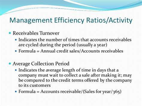 Credit Collection Period Formula Carnival