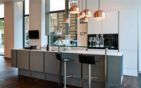 Kelly Hoppen Kitchen Design by Poggenpohl Cuisine Design Allemand 224 Cannes
