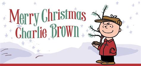 merry christmas charlie brown charles  schulz museum