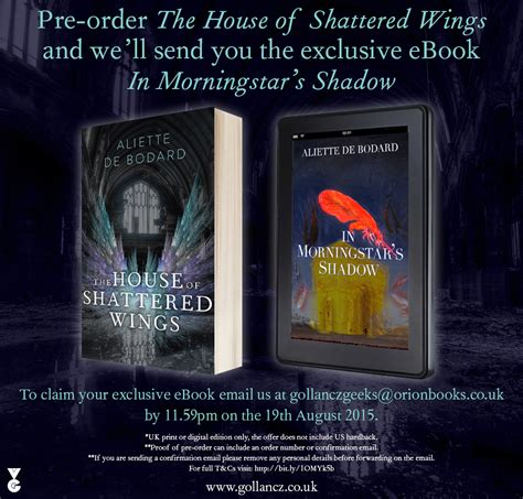 house of wings out this week the house of shattered wings by aliette de bodard zeno agency ltd