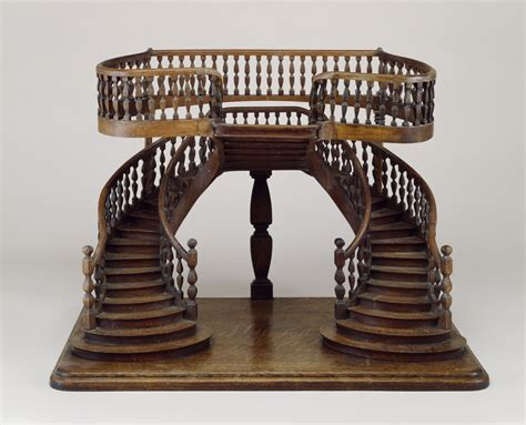 French Balcony Railing by Descending The Stairs In A Grand Mannercooper Hewitt