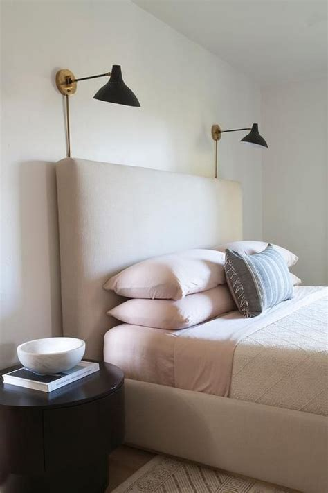 reading l for headboard best 25 linen headboard ideas on pinterest l shaped