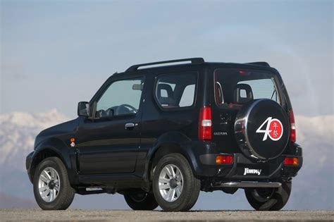 suzuki celebrates 40 years of awd with limited edition