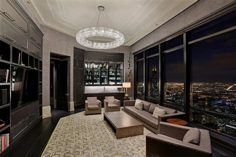 trumps penthouse for sale trump tower penthouse for 12 7 million 171 cbs