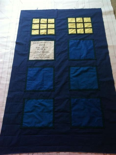 dr who tardis quilt dr who dr who dr